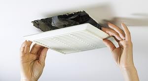 bathroom fan motor repair and replacement
