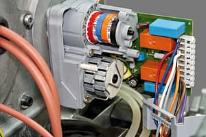 servo motor repair in Toronto